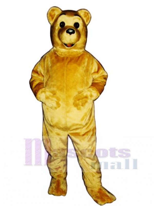 Toy Bear Mascot Costume