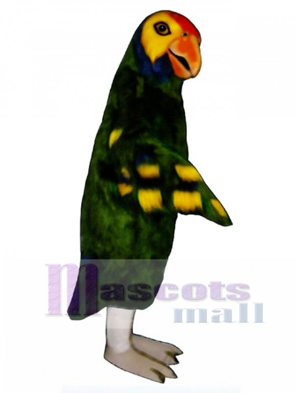 Cute Parrot Mascot Costume