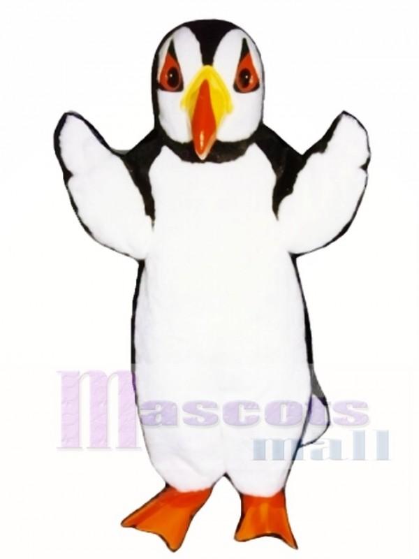 Cute Puffin Penguin Mascot Costume