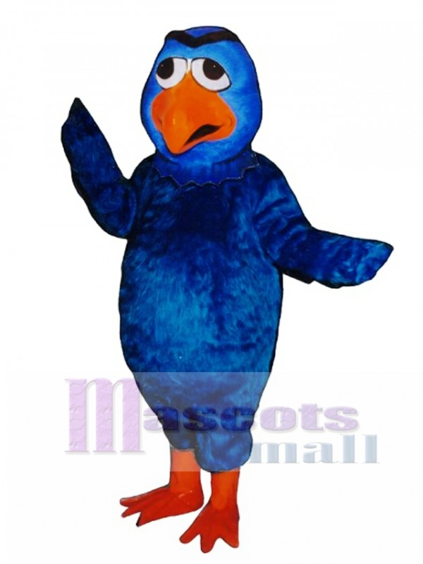 Cute Gooney Bird Mascot Costume