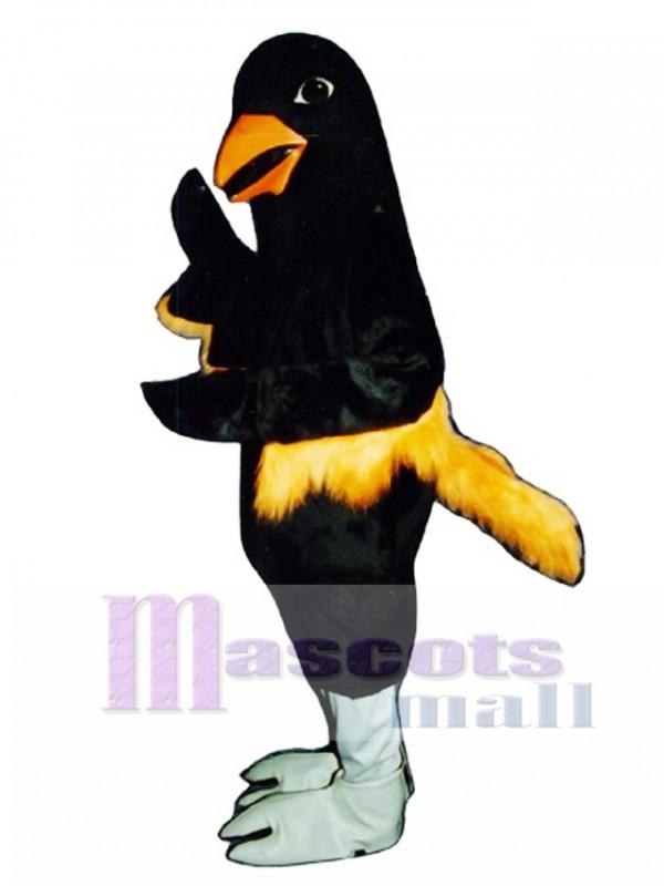 Cute Redwing Blackbird Mascot Costume
