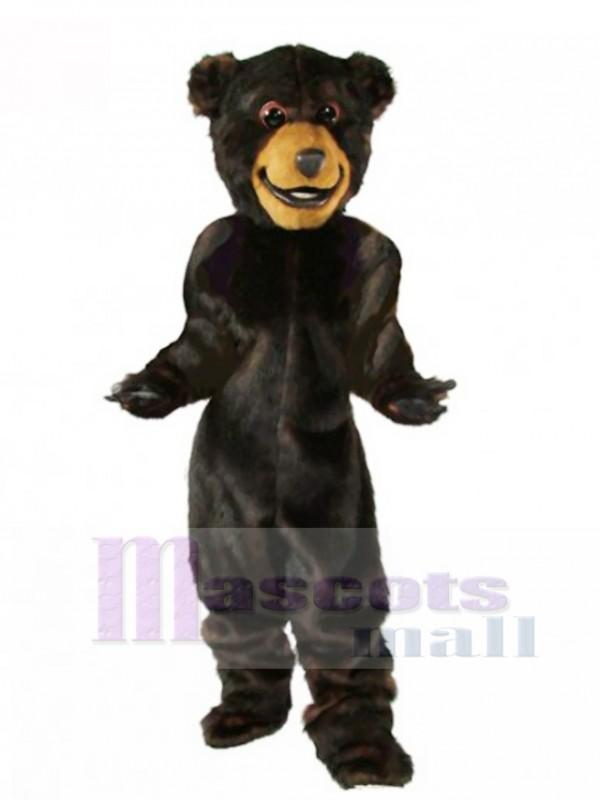 Baxter Bear Mascot Costume