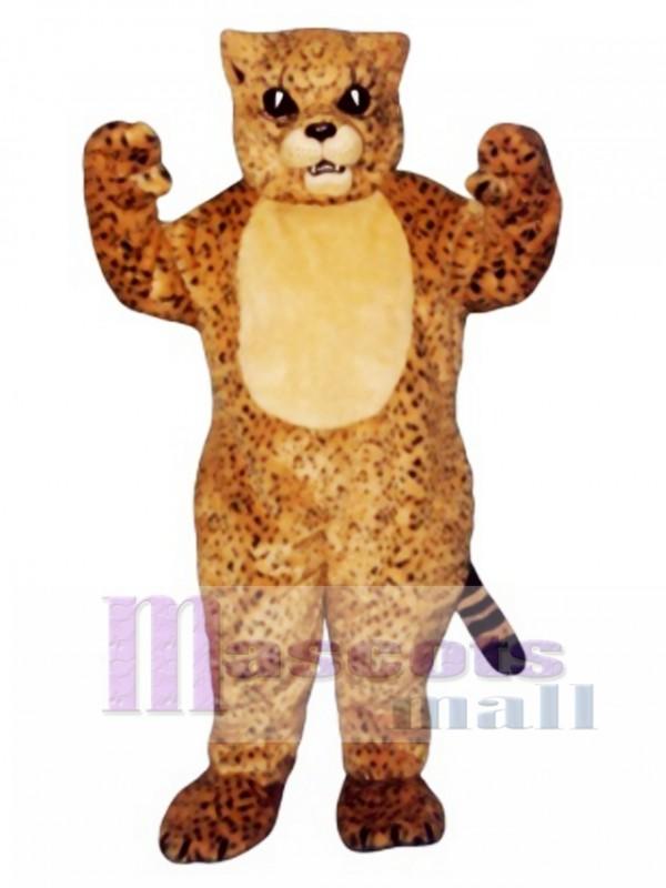 Cute Scary Cat Mascot Costume