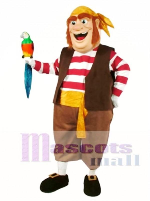 Fancy Kapitän Scratch Maskottchen Kostüm Menschen