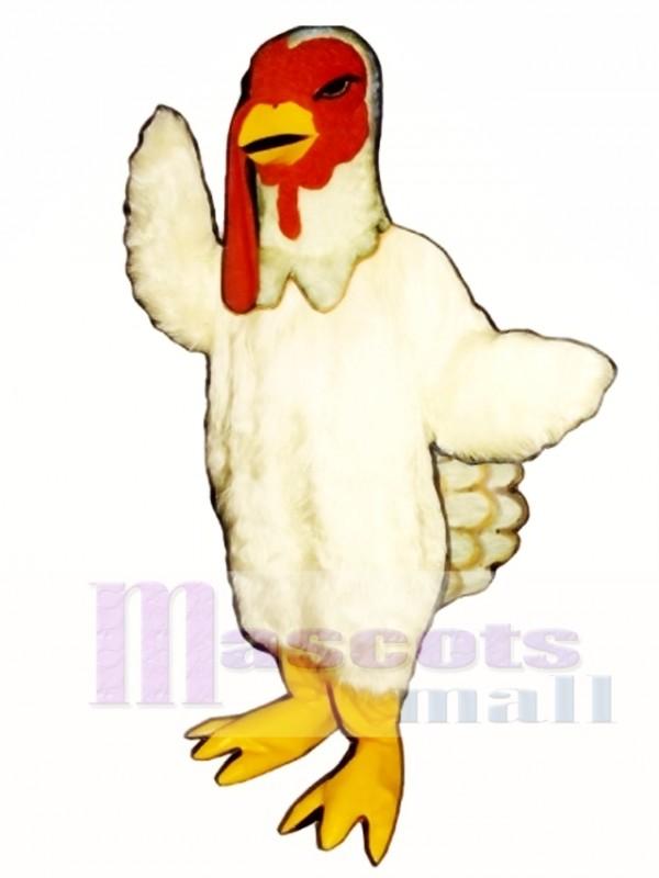 Cute Turkey Mascot Costume