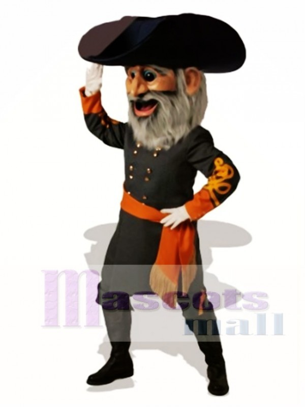 Rebel Leader Mascot Costume