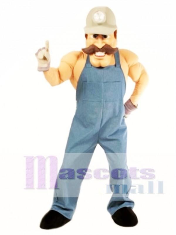 Miner Mascot Costume