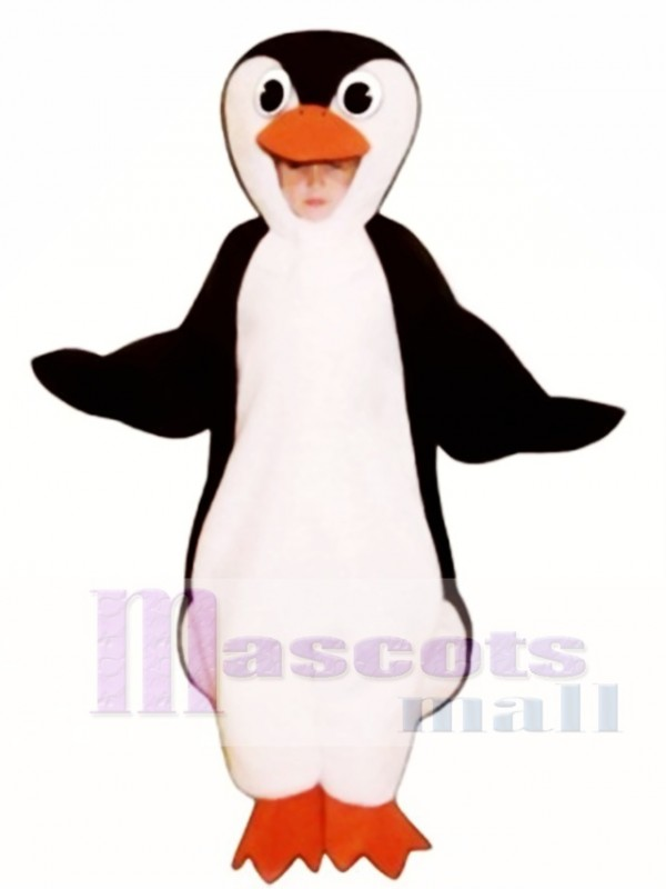 Cute Penguin Mascot Costume