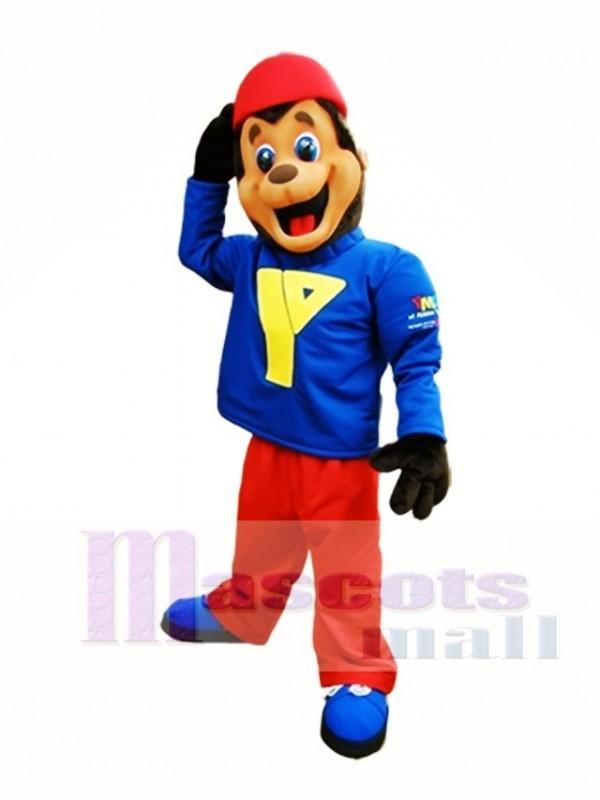 Brown Bear Mascot Costumes