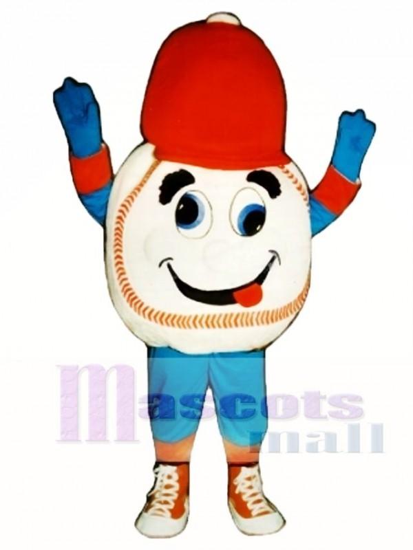 Madcap Baseball Mascot Costume