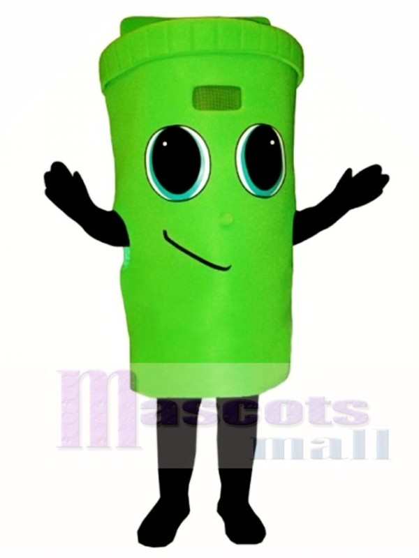 Recycle Mascot Costume