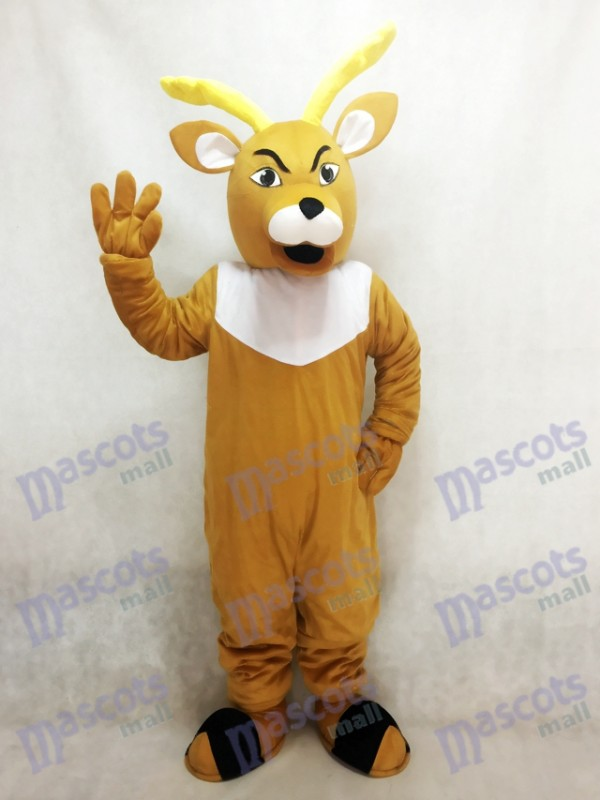Dorian Deer Mascot Costume Animal