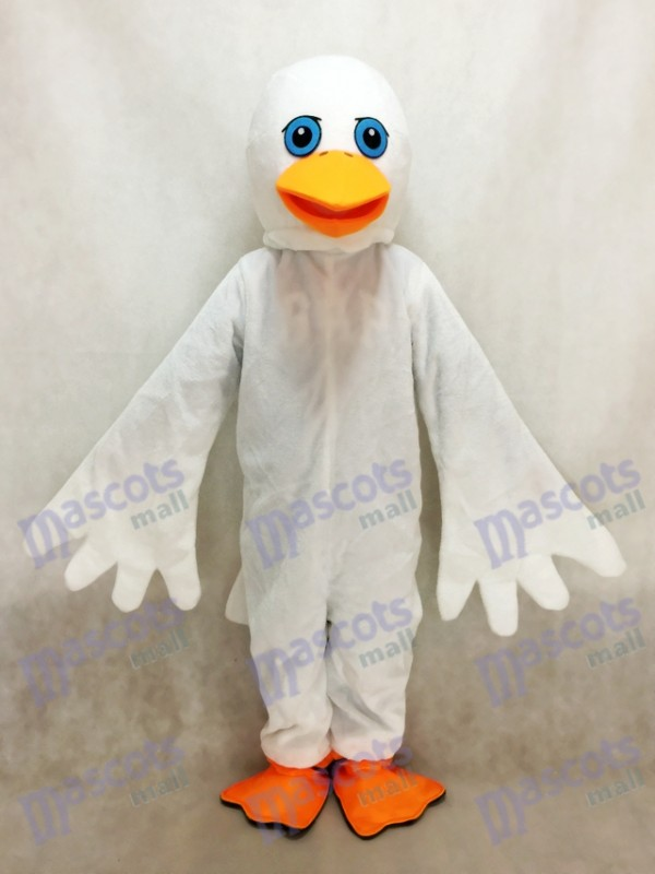 Sea Gull Mascot Adult Costume Animal