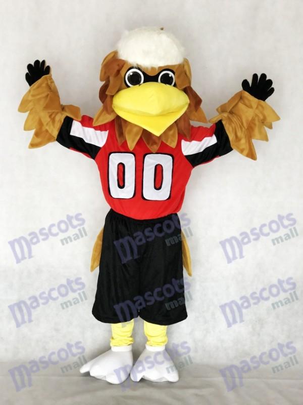New Atlanta Falcons Freddie Falcon Mascot Costume Animal