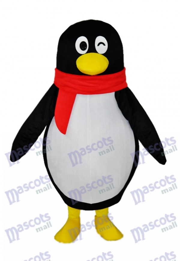 Cute little penguin Adult Mascot Costume