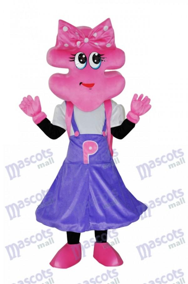 Make-up Game Princess Mascot Costume