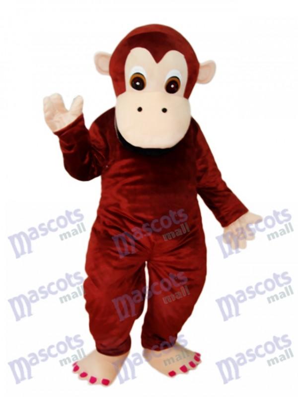 Gorilla Mascot Adult Costume