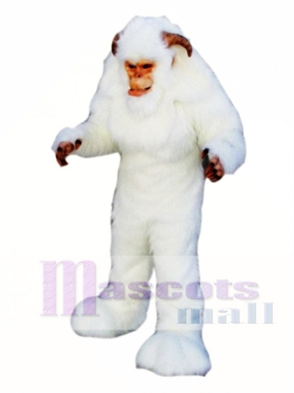 Cute Monkey Mascot Costume Animal