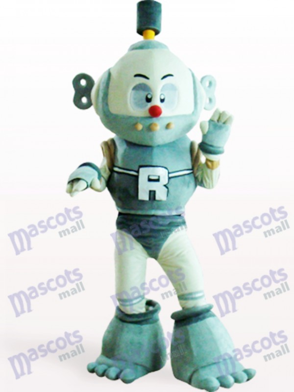 Robot Party Adult Mascot Costume