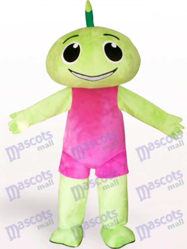 Green Fairy Eidolon Anime Adult Mascot Costume