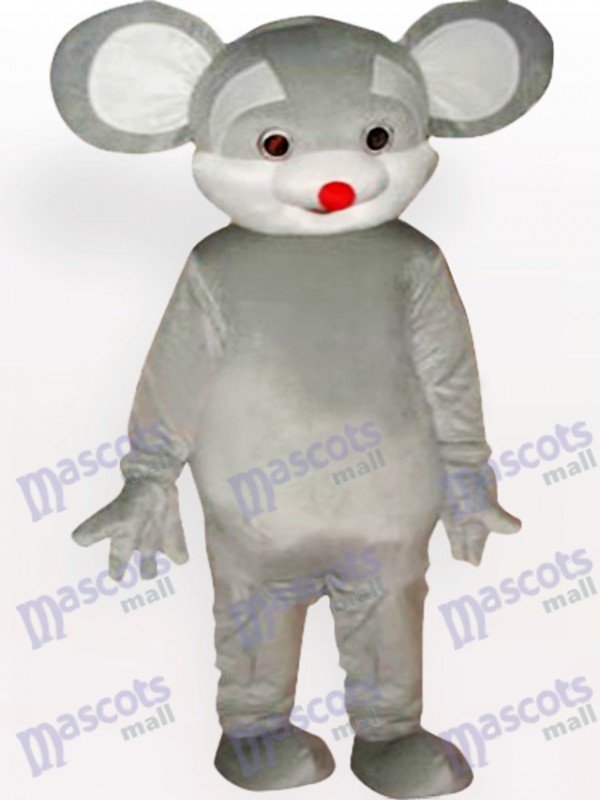 Smarty Mouse Animal Mascot Costume
