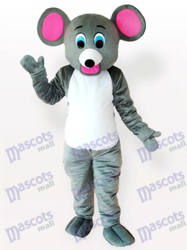 Little Grey Mice Animal Mascot Costume