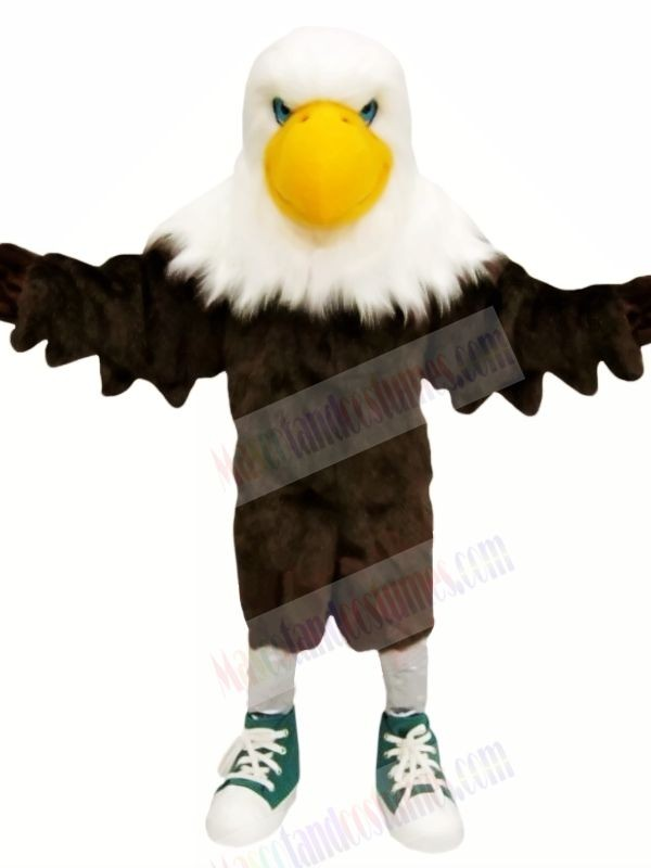 Horizon High Eagle Mascot Costumes Adult