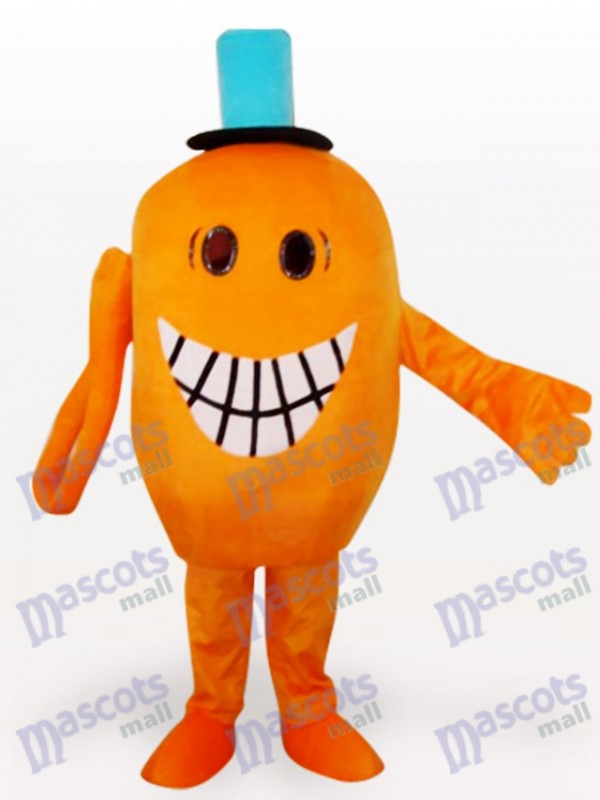 Tickleer Cartoon Adult Mascot Costume