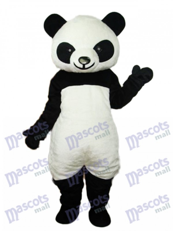 Giant Panda Mascot Adult Costume