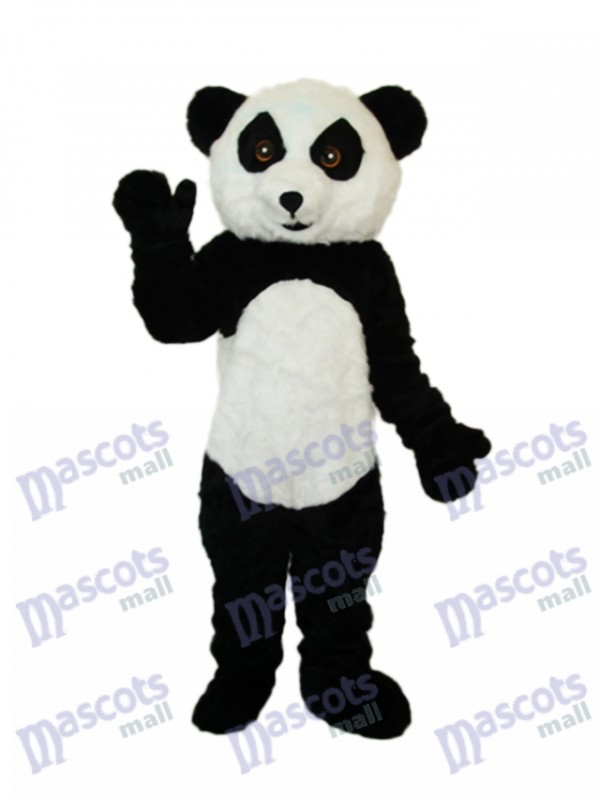 Panda Plush Mascot Adult Costume
