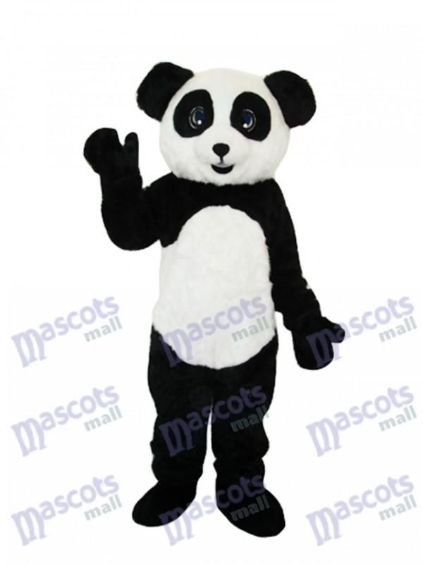 Panda Adult Mascot Costume
