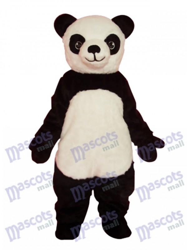 Super Cute Giant Panda Adult Mascot Costume Animal