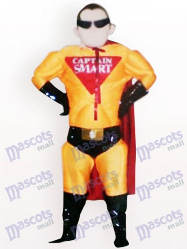 Mr. Incredibles Cartoon Adult Mascot Costume