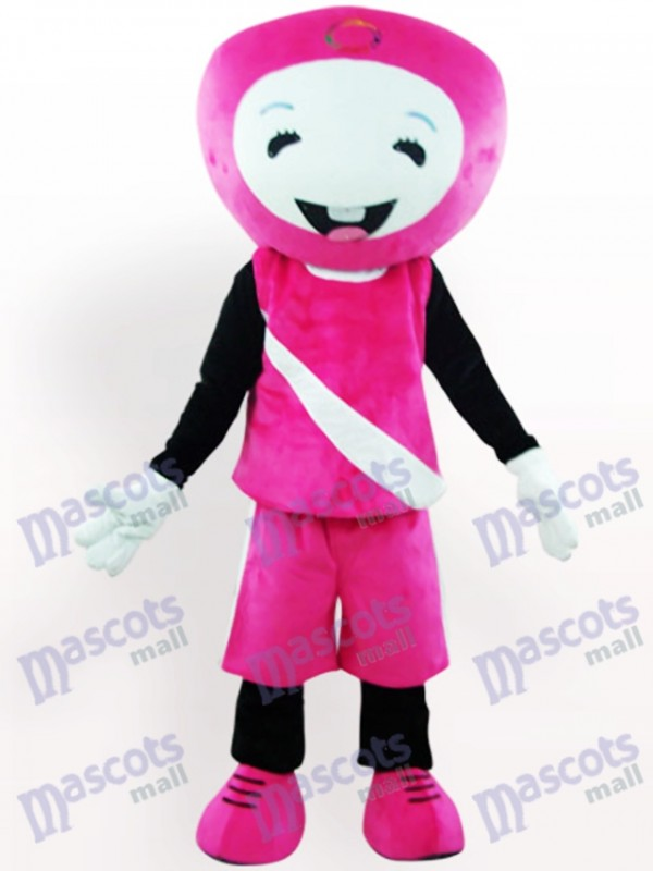Boy In Aoyuan Lover Cartoon Adult Mascot Costume