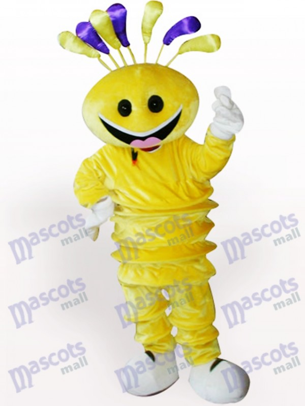 Spring Doll Cartoon Adult Mascot Costume