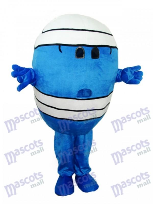 Mr. Wrestling Mascot Adult Costume