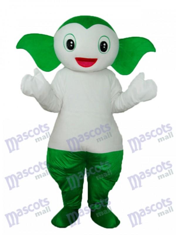 Apple Girl Mascot Adult Costume