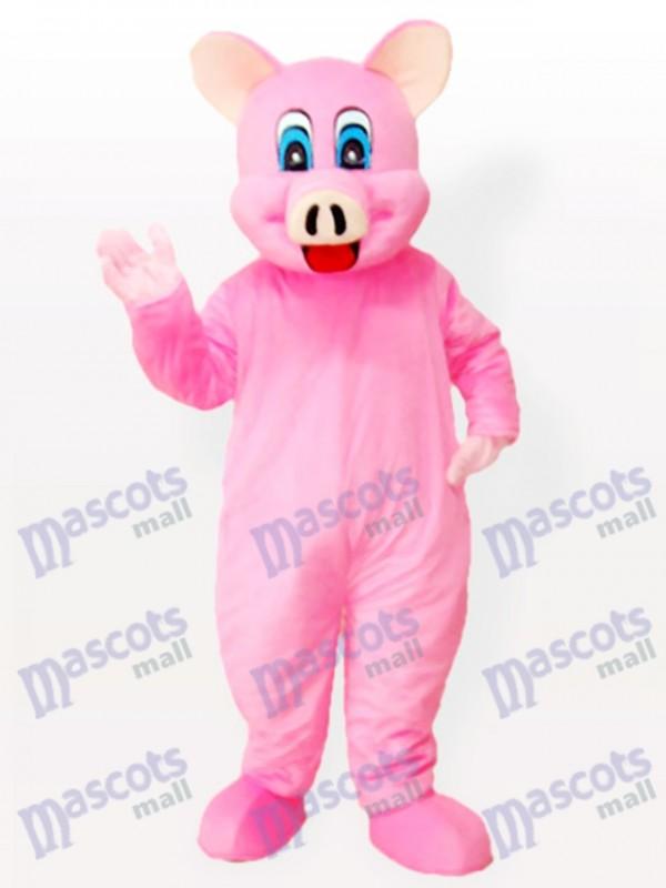 Pinky Piggy Pig Adult Animal Mascot Costume