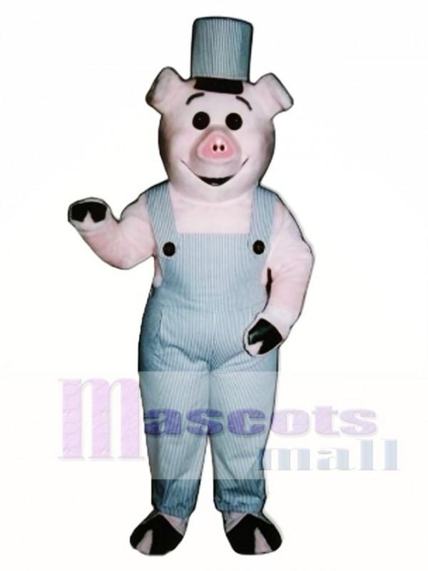 Wildschwein Schwein Hog Maskottchen Kostüm