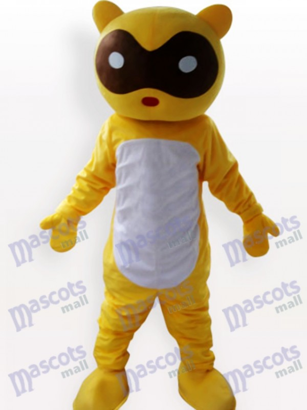 Raccoon Animal Adult Mascot Funny Costume