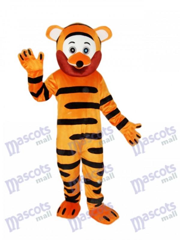 Tiger Mascot Adult Costume