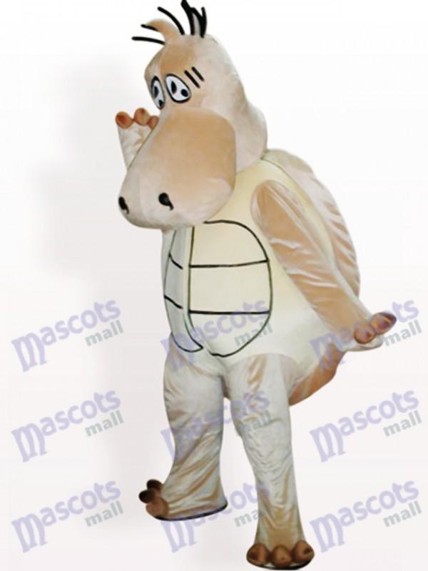 Brown Tortoise Animal Adult Mascot Cosume