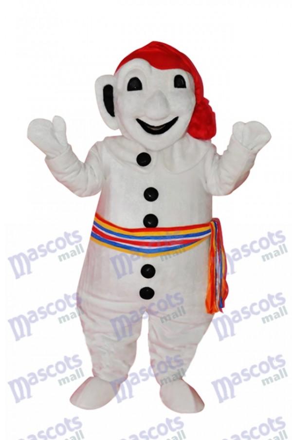 Snowman Mascot Costume